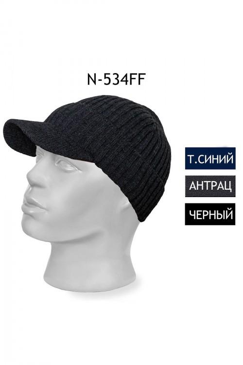 Шапка 534FF Тверской трикотаж