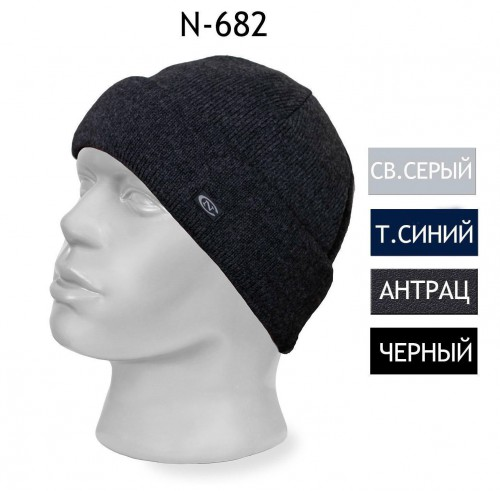 Шапка 682 Тверской трикотаж