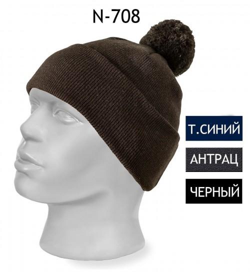 Шапка 708 Тверской трикотаж